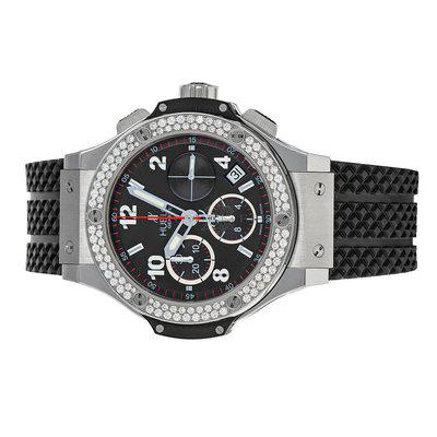 Hublot 341 Big Bang 41 Diamond 341.SX Black