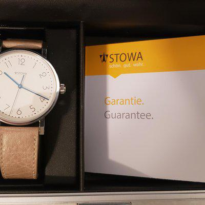 [WTS] Stowa Back to Bauhaus 39 limited edition 92/100. CONUS only. $620.
