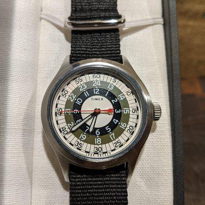 [WTS] Timex X Todd Snyder MOD, grey/olive