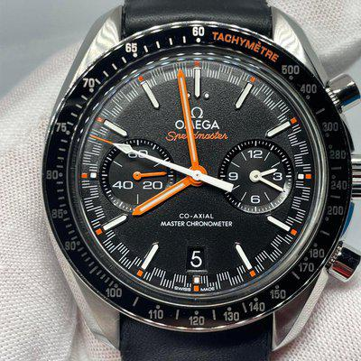[WTS/WTT] Speedmaster Racing Co-Axial Master Chronometer on bracelet and straps