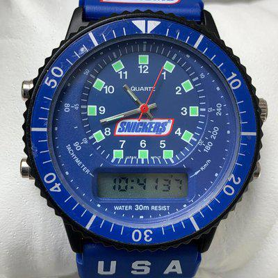 """[WTS] 1992 Snickers Team USA Olympics """"Dream Team"""" Stopwatch"""