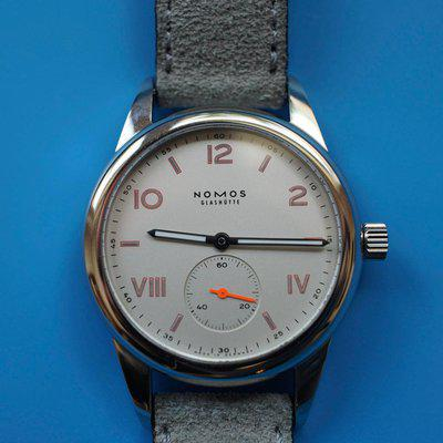 [WTS] Nomos Club 708 - Box & Papers -LIKE NEW - Reduced!