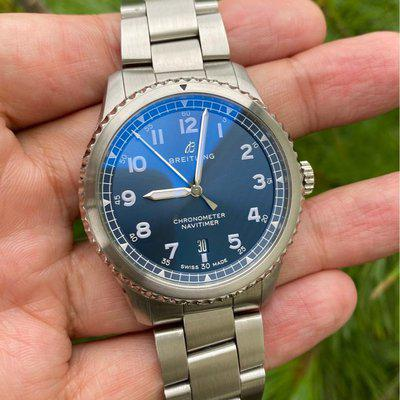 TRADE: BREITLING NAVITIMER 8 AUTOMATIC 41 A17314