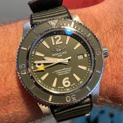 FS: Breitling Superocean Outerknown LE $2850