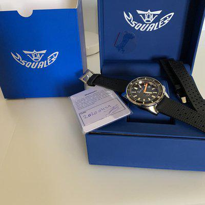 FS: Squale Matic 60 Atmos