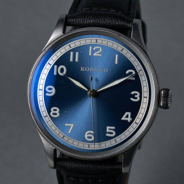 FS: Kobold Shackleton Limited Edition with Blue Dial 3