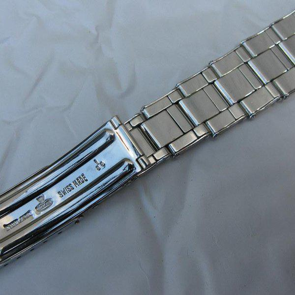 FS: Extra rare Rolex straight-end Rivet bracelet from 1953 - Good for JCK 6036, 6236 etc 7
