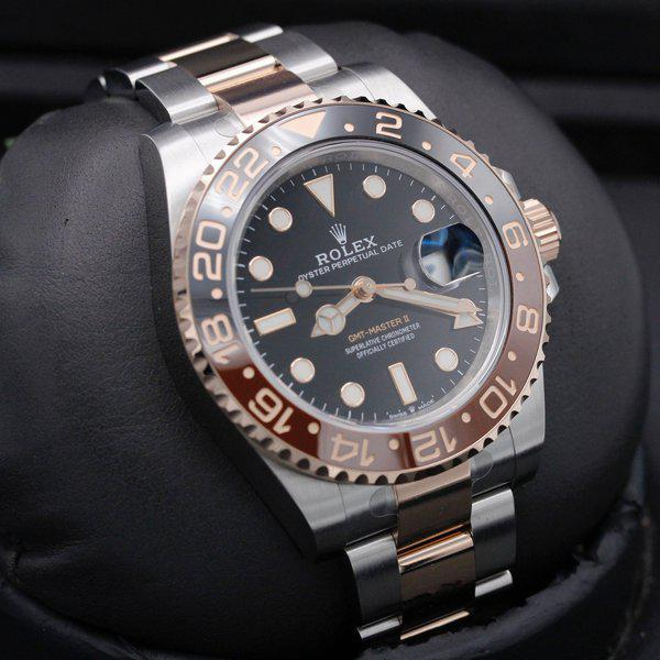 FSOT: Rolex GMT Master II - 126711CHNR - Root Beer - Two Tone - 40mm - New 2021 10