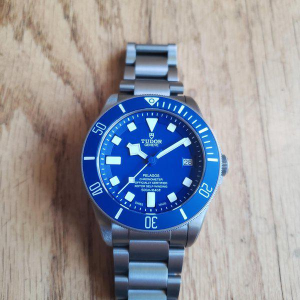 Tudor Pelagos Blue, AD purchased, 2 months old 1