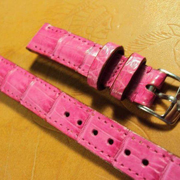 FS:Some custom straps Svw420~429 AP ROO Safari croco strap,CHOPARD,Bell & Ross BR-02,Agnes b. Cheergiant straps 23
