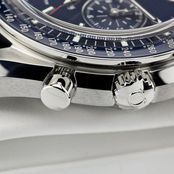 fsot - Omega Speedmaster - Blue Moonphase - 44.25mm - Master Co-Axial ( new / 2019 ) 8