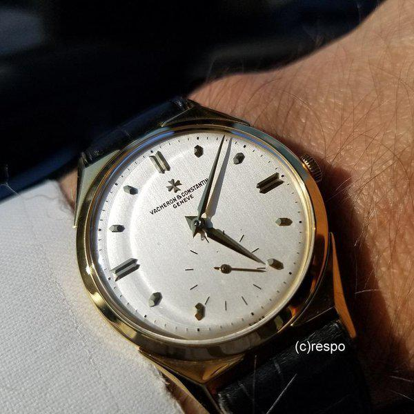 FS: Vacheron & Constantin Chronomètre Royal from 1957 2