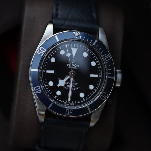 FS:NIB Tudor Heritage Black Bay 79220B ETA  1