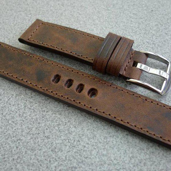 20 mm hand made straps - various lengths 20