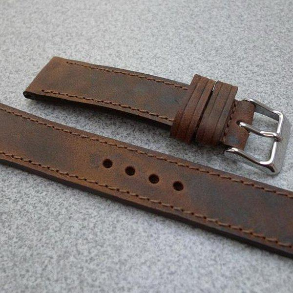 20 mm hand made straps - various lengths 17