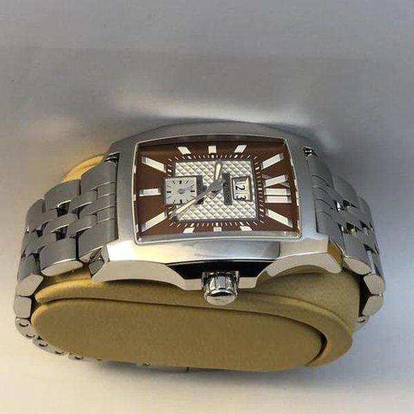 FS: Breitling Bentley Flying B No 3, A16362, Big Date, Steel Brown, Bracelet, Complete. Newer Price Reduction 4