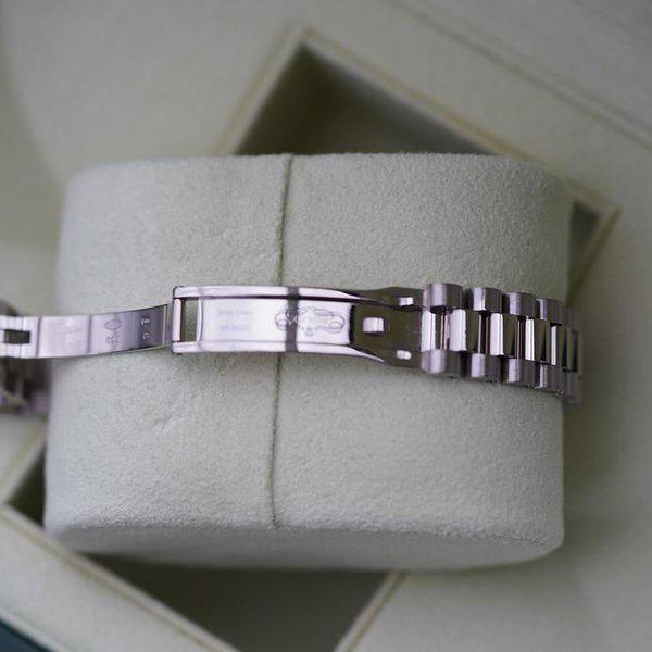 FS:Rolex Ladies President 179159 White Gold MOP diamond dial, be 4
