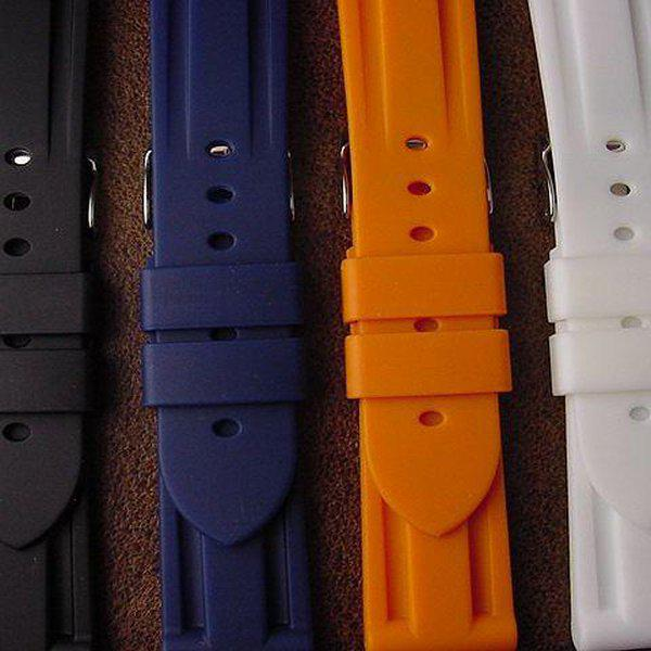 FS: OUTSTANDING VALUES on Europelli Straps:  Calf, Rubber, ZULU, NATO & Accessories 2