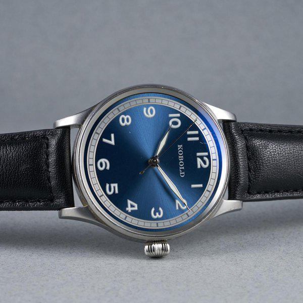 FS: Kobold Shackleton Limited Edition with Blue Dial 9