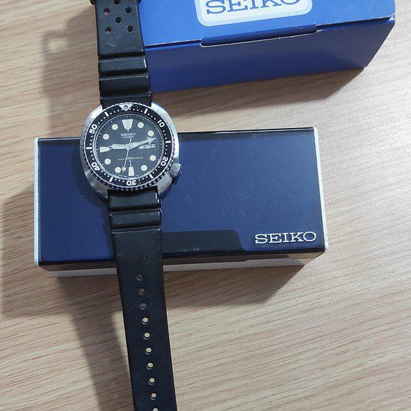 For Sale: Seiko First Turtle 6306-7000 Year 1976 Third Diver With Box 12