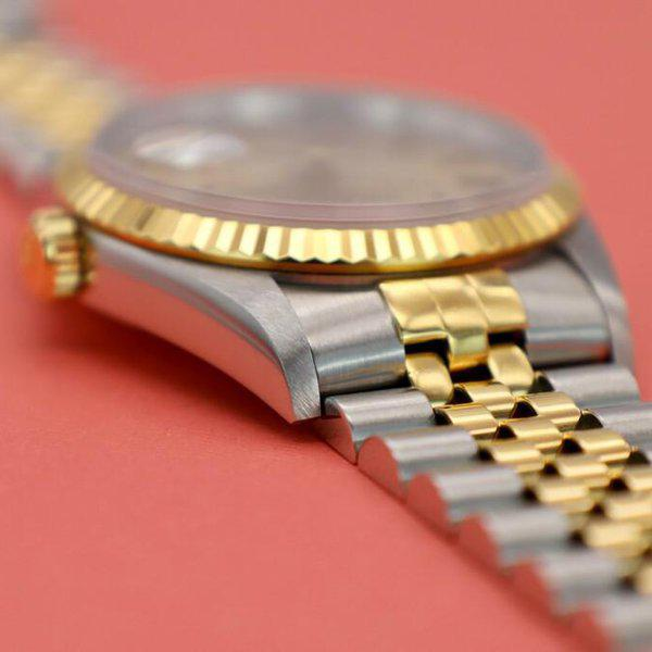 FS: 1995 Rolex Datejust Ref. 16233| Champagne Dial | Papers 9
