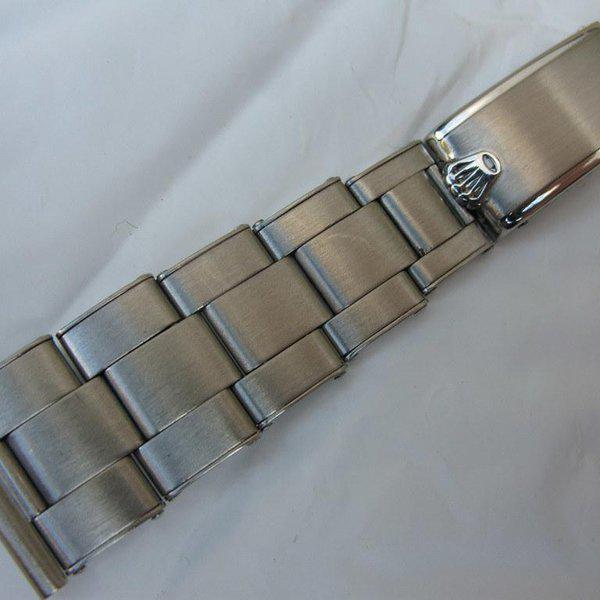 FS: Extra rare Rolex straight-end Rivet bracelet from 1953 - Good for JCK 6036, 6236 etc 8