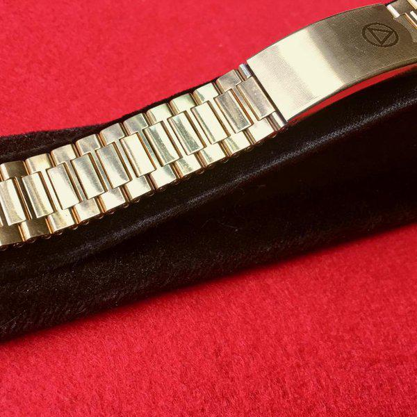 Novavit Swiss NSA 1960s bracelets, Long & XL ones to order 40