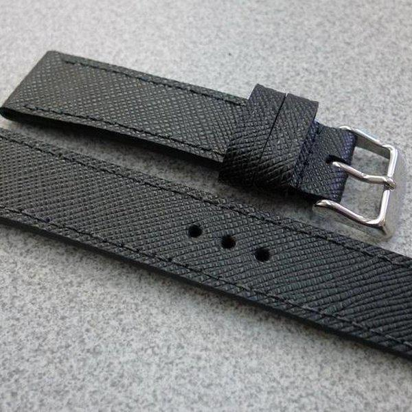 F/S - 18, 20 and 22 mm hand made straps 8