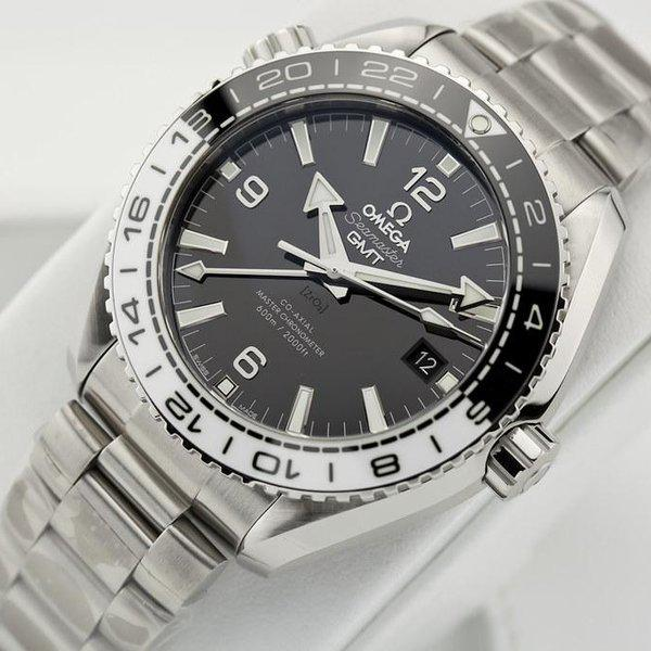 fsot - Omega Planet Ocean GMT - 8906 - 43.5mm - 215.30.44.22.01.001 ( new / 2020 ) 5