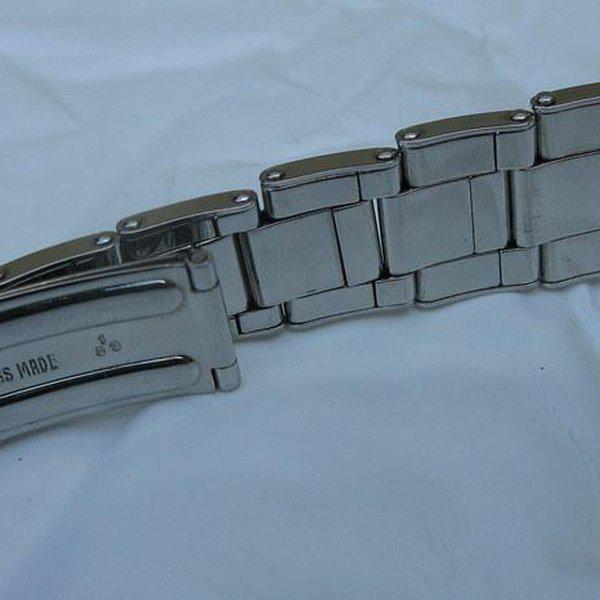 FS: Extra rare Rolex straight-end Rivet bracelet from 1953 - Good for JCK 6036, 6236 etc 11