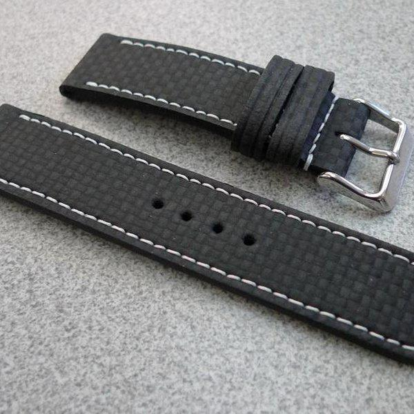 20 mm hand made straps - various lengths 8