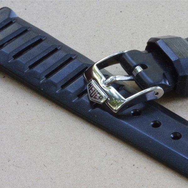 Last of these Tropic 2000 for Heuer Carrera 3 buckle choices 1