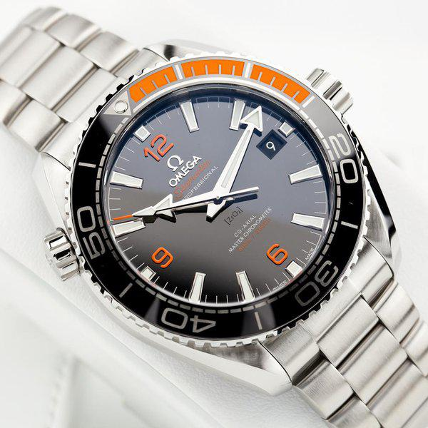 fsot - Omega Planet Ocean - 8900 - Orange - 43.5mm - 215.30.44.21.01.002 (new / 2020) 5