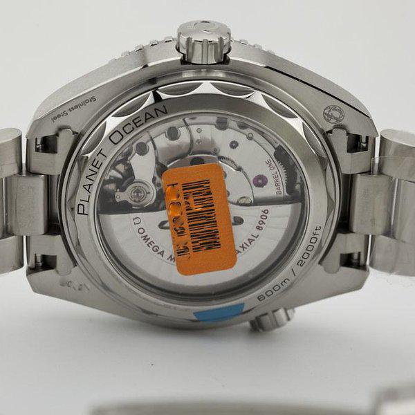 fsot - Omega Planet Ocean GMT - 8906 - 43.5mm - 215.30.44.22.01.001 ( new / 2020 ) 9