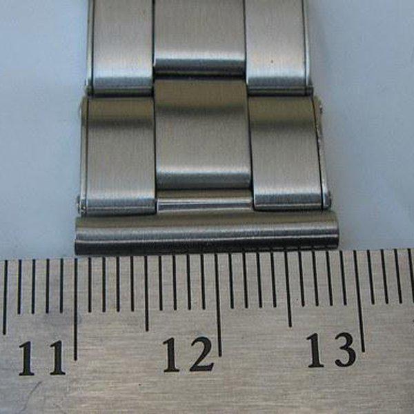 FS: Extra rare Rolex straight-end Rivet bracelet from 1953 - Good for JCK 6036, 6236 etc 17