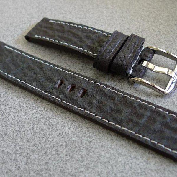 20 mm hand made straps - various lengths 23