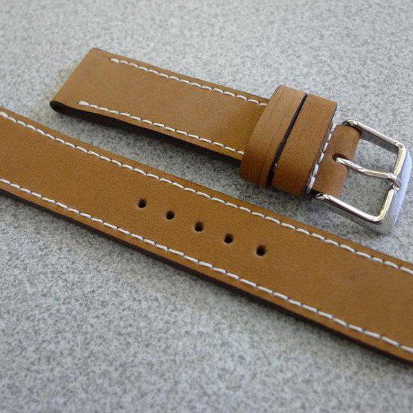 20 mm hand made straps - various lengths 18