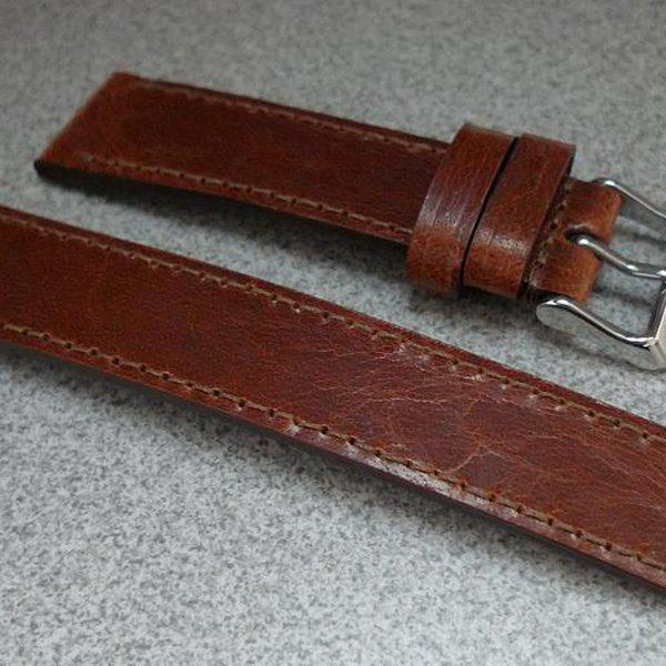 F/S - 18 and 20 mm hand made straps 2