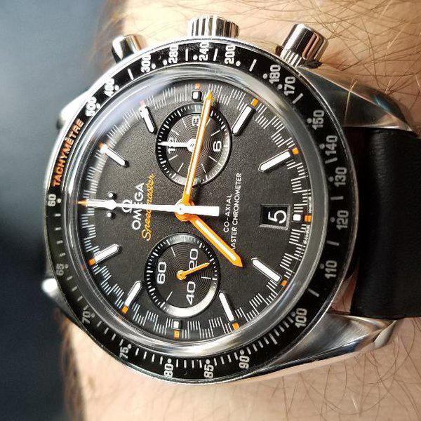 Omega Speedmaster Racing Co-axial Master Chronometer Chronograph 44.25mm  4