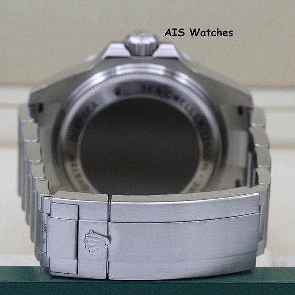 FSOT: Rolex 116660 Deep Sea SeaDweller DSSD Black Dial Box & Papers 14