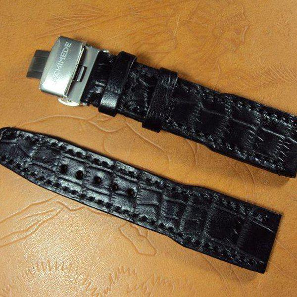 FS:Some custom straps Svw515~Svw524 include Anonimo,ARCHIMEDE PILOT,Chopard Mile Miglia GT XL,Corum Bubble Cheergiant straps  7