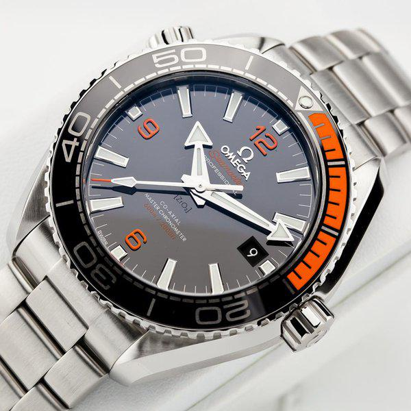 fsot - Omega Planet Ocean - 8900 - Orange - 43.5mm - 215.30.44.21.01.002 (new / 2020) 4