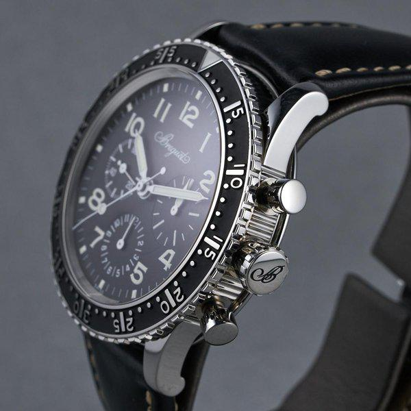 FS: 2010 Breguet Type XX Aeronavale Ref: 3803ST with Box and Papers 6