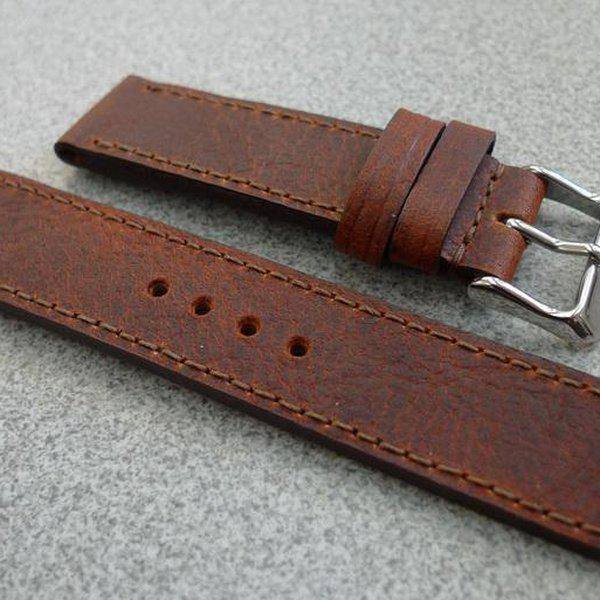 20 mm hand made straps - various lengths 10