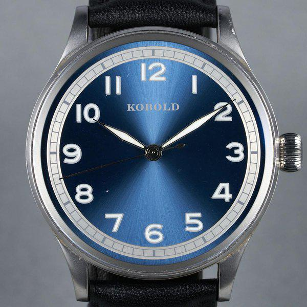 FS: Kobold Shackleton Limited Edition with Blue Dial 1
