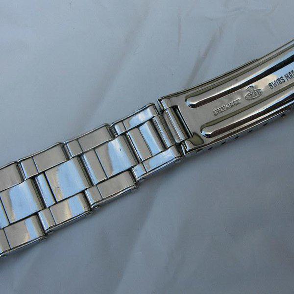 FS: Extra rare Rolex straight-end Rivet bracelet from 1953 - Good for JCK 6036, 6236 etc 6
