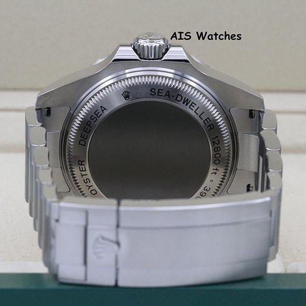 FSOT: Rolex 116660 Deep Sea SeaDweller DSSD Black Dial Box & Papers 13