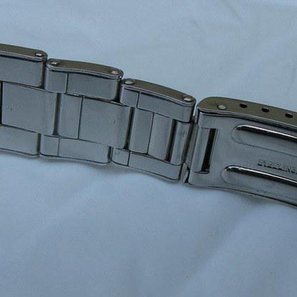 FS: Extra rare Rolex straight-end Rivet bracelet from 1953 - Good for JCK 6036, 6236 etc 10