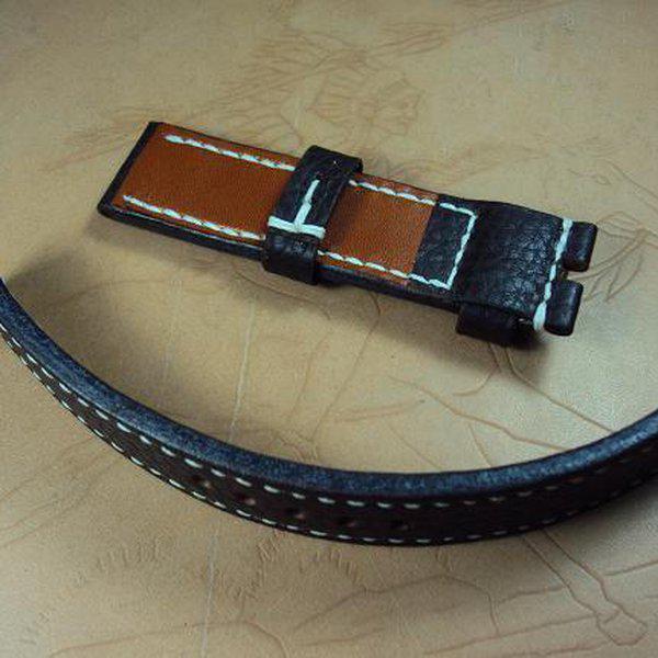 FS: Panerai custom straps A480~A494 include crocodile straps,olive green & dark gray straps. Cheergiant straps 6