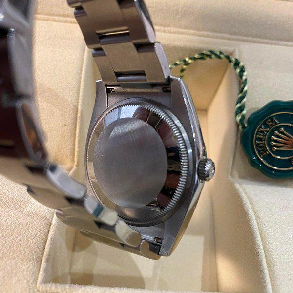 [WTS] Rolex Oyster Perpetual 34mm Purple Dial 114200 2018 7